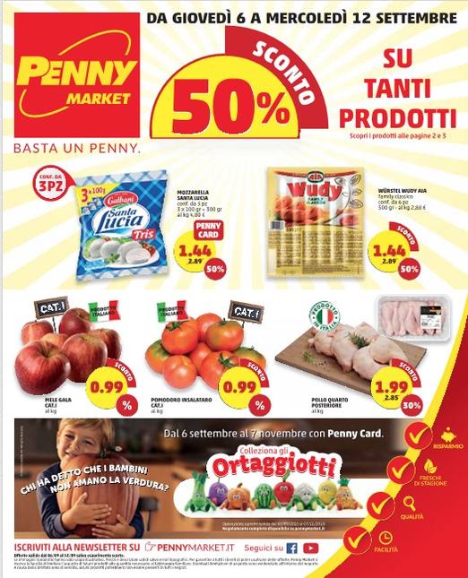 volantino penny - Latina