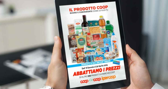 volantino coop promo 710x375 - Volantino Coop - Ipercoop
